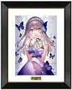 【necomi】A4複製原画 Blue butterfly Extra Edition