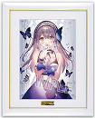 【necomi】A3複製原画 Blue butterfly Extra Edition